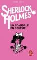 Couverture Sherlock Holmes : Un scandale en Bohème Editions Le Livre de Poche 2015