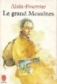 Couverture Le Grand Meaulnes Editions Le Livre de Poche (Jeunesse) 1992