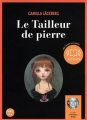 Couverture Le tailleur de pierre Editions Audiolib 2010