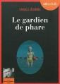 Couverture Le gardien de phare Editions Audiolib 2013