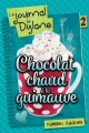 Couverture Le journal de Dylane, tome 2 : Chocolat chaud à la guimauve Editions Boomerang 2015