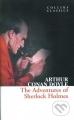 Couverture Sherlock Holme, tome 3 : Les aventures de Sherlock Holmes Editions HarperCollins 2013
