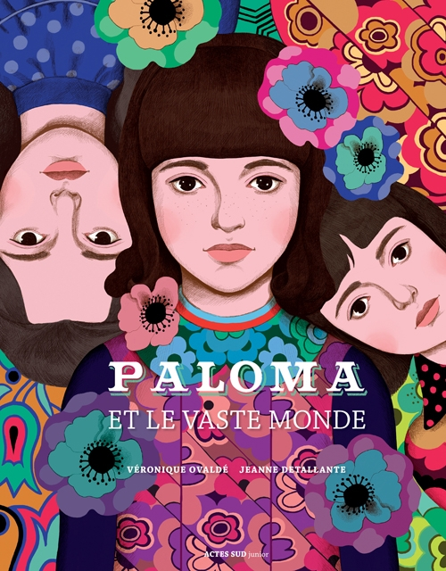 Couverture Paloma et le vaste monde