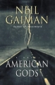 Couverture American gods Editions HarperCollins (US) 2001