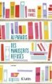 Couverture Au paradis des manuscrits refusés Editions JC Lattès 2016