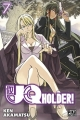 Couverture UQ Holder !, tome 07 Editions Pika 2015