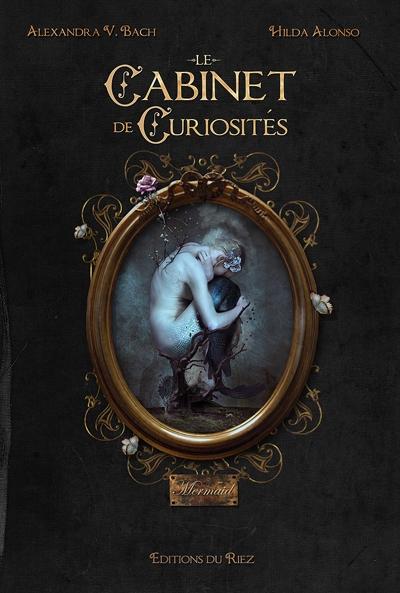 Couverture Le Cabinet de Curiosités
