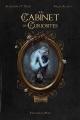 Couverture Le Cabinet de Curiosités Editions du Riez 2016