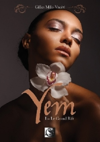 Couverture Yem, tome 1 : Le grand rift