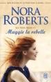 Couverture Les Trois soeurs, tome 1 : Maggie la rebelle Editions J'ai Lu 2016