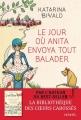 Couverture Le jour où Anita envoya tout balader Editions Denoël 2016