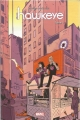 Couverture All-New Hawkeye, tome 1 : Wunderkammer Editions Panini (100% Marvel) 2016