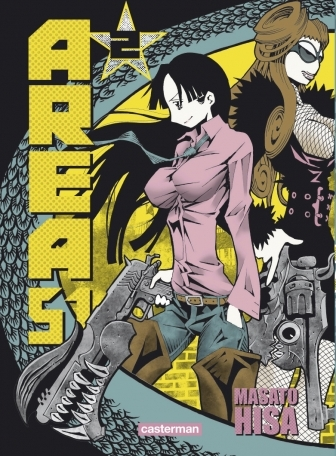 Couverture Area 51, tome 02