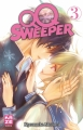 Couverture QQ Sweeper, tome 3 Editions Kazé (Shôjo) 2016