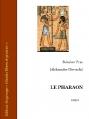 Couverture Le Pharaon Editions Ebooks libres et gratuits 2014