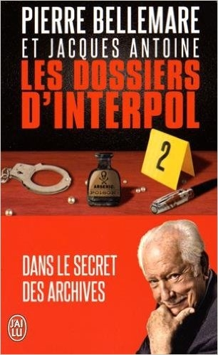 Couverture Les dossiers d'Interpol, tome 2