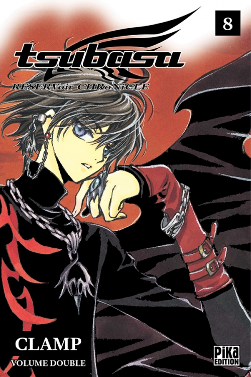 Couverture Tsubasa RESERVoir CHRoNICLE, double, tome 08