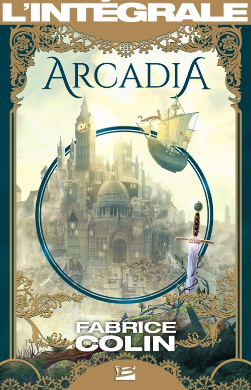 Couverture Arcadia