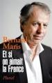 Couverture Et si on aimait la France Editions Hachette (Pluriel) 2016
