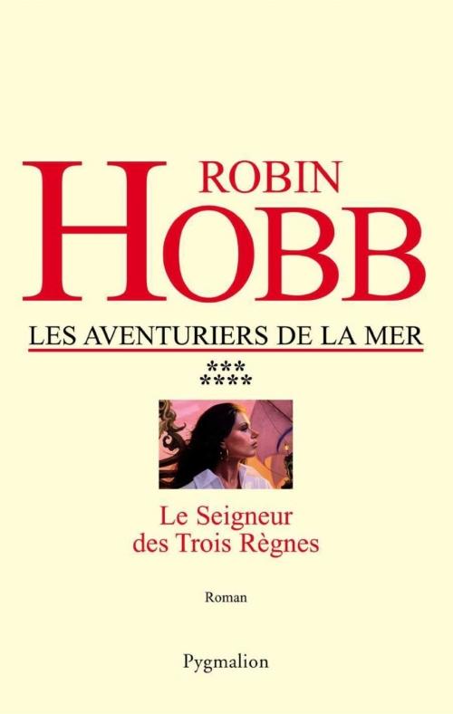 Couverture Les Aventuriers de la Mer, tome 7 : Le Seigneur des Trois Règnes