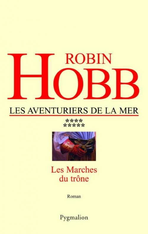 Couverture Les Aventuriers de la Mer, tome 9 : Les Marches du trône