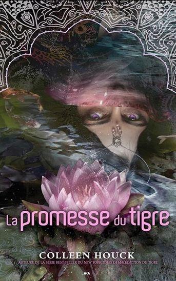 Couverture La saga du tigre, tome 4.5 : La promesse du tigre