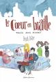 Couverture Le coeur en braille : Trois ans avant Editions Didier Jeunesse 2015