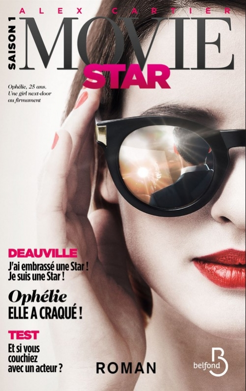 Couverture Movie Star, tome 1
