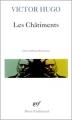 Couverture Les châtiments Editions Gallimard  (Poésie) 1977