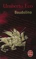 Couverture Baudolino Editions Le Livre de Poche 2004