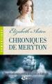 Couverture Chroniques de Meryton Editions Milady 2016