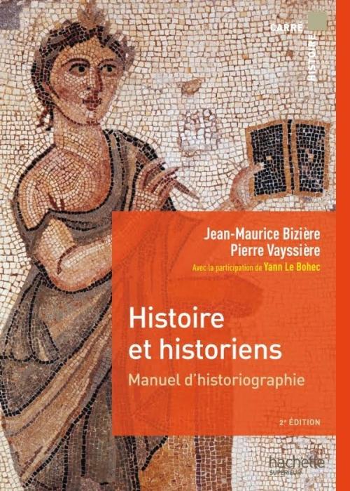 Couverture Histoire et historiens