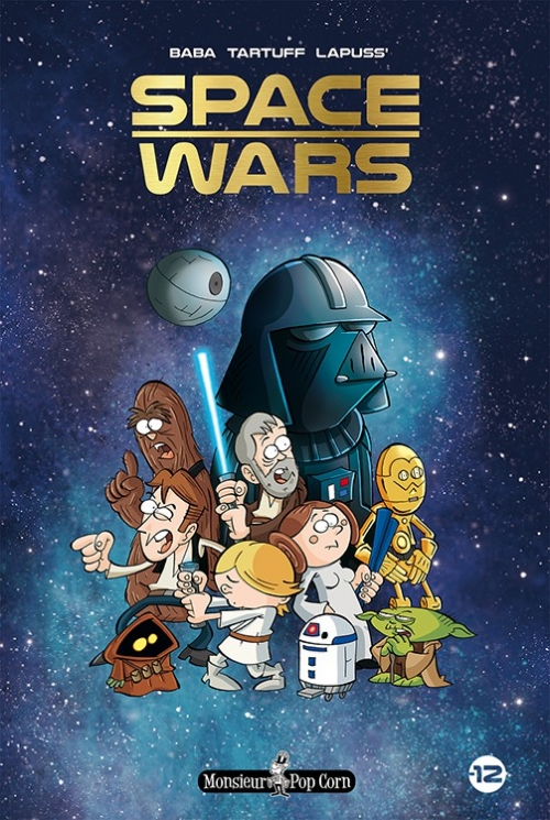 Couverture Space Wars