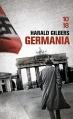Couverture Germania Editions 10/18 (Grands détectives) 2016