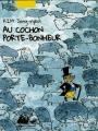 Couverture Au cochon porte-bonheur Editions Philippe Picquier (Jeunesse) 2013