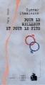 Couverture Pour le meilleur et pour le pire Editions Gaïa (Polar) 2002
