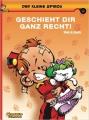 Couverture Le petit Spirou, tome 14 : Bien  fait pour toi ! Editions Carlsen (DE) (Comics) 2009