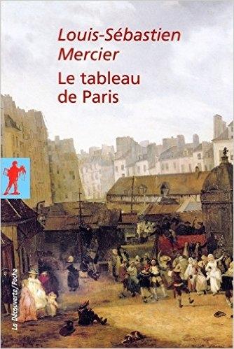 Couverture Le tableau de Paris (abrégé)