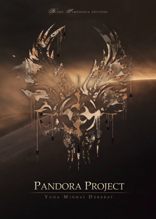 Couverture Pandora Project