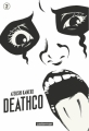 Couverture Deathco, tome 2 Editions Casterman (Sakka) 2016