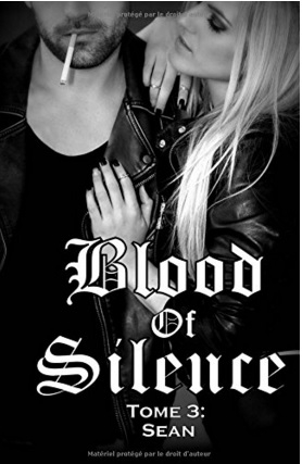 Couverture Blood of silence, tome 3 : Sean