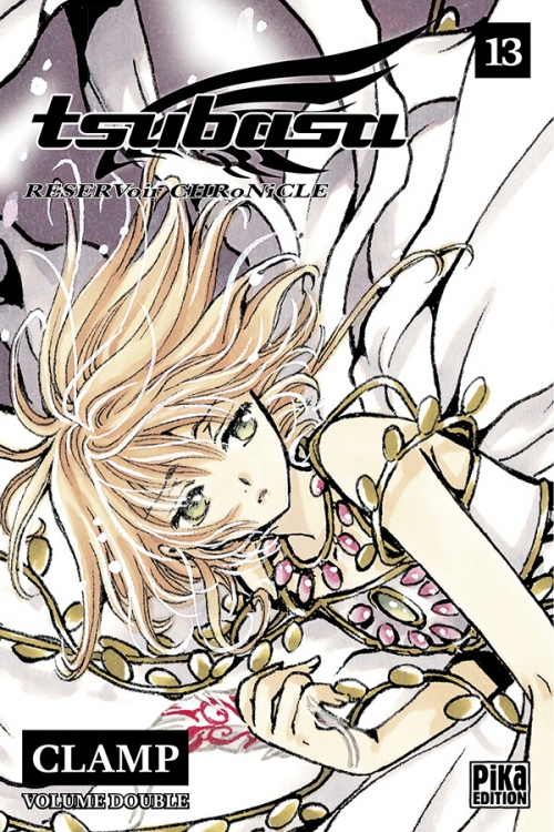Couverture Tsubasa RESERVoir CHRoNICLE, double, tome 13