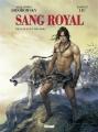 Couverture Sang royal, tome 3 : Des loups et des rois Editions Glénat (Grafica) 2013