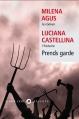 Couverture Prends garde Editions Liana Lévi 2016