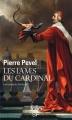 Couverture Les Lames du Cardinal, tome 1 Editions Folio  (SF) 2015