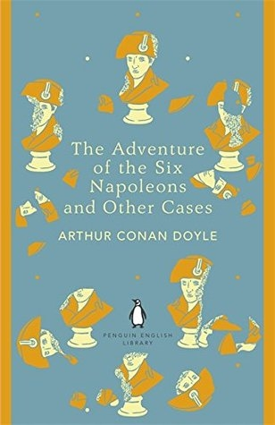 Couverture The Adventure of the Six Napoleons and Other Cases