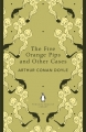 Couverture The Five Orange Pips and Other Cases Editions Penguin books (English library) 2012