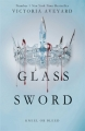 Couverture Red queen, tome 2 : Glass sword Editions Orion Books 2016