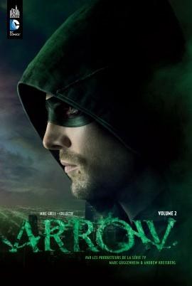 Couverture Arrow, tome 2