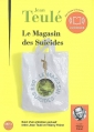 Couverture Le magasin des suicides Editions Audiolib 2009